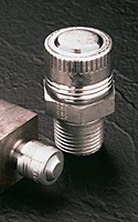 ASC Series - Threaded Aluminum Caps for Threaded Flared Fittings